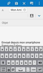 Samsung Galaxy Ace 4 - E-mails - Envoyer un e-mail - Étape 8