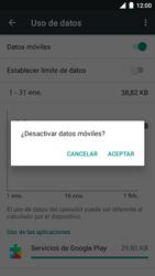 BQ Aquaris U - Internet - Activar o desactivar la conexión de datos - Paso 6