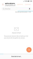 Samsung Galaxy A3 (2017) - Android Oreo - E-mail - envoyer un e-mail - Étape 19