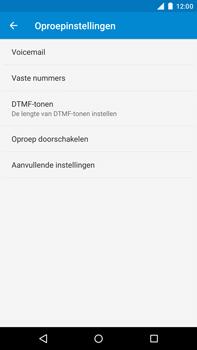 Motorola Moto X Style - Voicemail - Handmatig instellen - Stap 7
