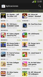 Samsung Galaxy S4 - Aplicaciones - Descargar aplicaciones - Paso 10
