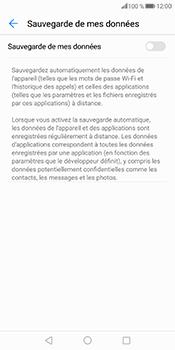 Huawei Mate 10 Pro - Device maintenance - Back up - Étape 8