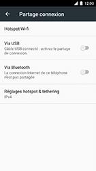 Motorola Moto C Plus - Internet et connexion - Utiliser le mode modem par USB - Étape 7