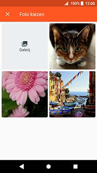 Sony Xperia XA2 Ultra - MMS - Afbeeldingen verzenden - Stap 11