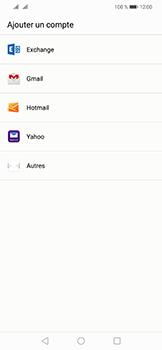 Huawei Mate 20 Lite - E-mail - 032b. Email wizard - Yahoo - Étape 4