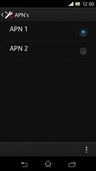Sony C1905 Xperia M - Internet - buitenland - Stap 19