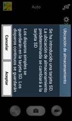 Samsung S7580 Galaxy Trend Plus - Funciones básicas - Uso de la camára - Paso 4