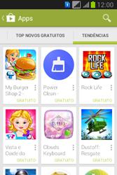 Samsung S6293T Galaxy Young Plus - Aplicativos - Como baixar aplicativos - Etapa 12