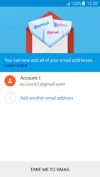 Samsung J500F Galaxy J5 - E-mail - Manual configuration (gmail) - Step 16