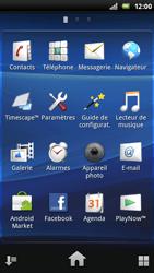 Sony Ericsson Xperia Play - Internet - Navigation sur internet - Étape 2