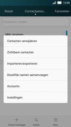 Huawei Y5 - Contacten en data - Contacten overzetten via Bluetooth - Stap 4