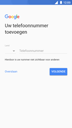 Nokia 6 (TA-1033) - Applicaties - Account aanmaken - Stap 15