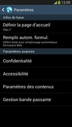 Samsung Galaxy S4 - Premiers pas - Configurer l
