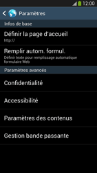 Samsung I9505 Galaxy S IV LTE - Internet - Configuration manuelle - Étape 20