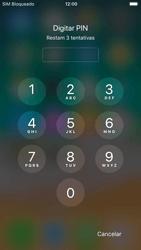 Apple iPhone iOS 11 - Internet (APN) - Como configurar a internet do seu aparelho (APN Nextel) - Etapa 16