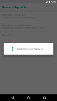 Huawei Nexus 6P - Android Oreo - Réseau - utilisation à l'étranger - Étape 13