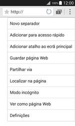 Samsung Galaxy J1 - Internet no telemóvel - Como configurar ligação à internet -  20