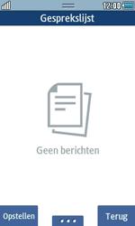 Samsung S5250 Wave 525 - Voicemail - Handmatig instellen - Stap 4