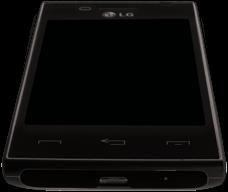 LG T580 - Premiers pas - Découvrir les touches principales - Étape 7