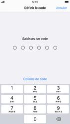 Apple iPhone 8 - iOS 13 - Sécurité - activéz le code PIN de l'appareil - Étape 5
