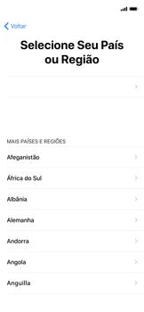 Apple iPhone XS - Primeiros passos - Como ligar o telemóvel pela primeira vez -  6