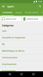 Motorola Moto E (1st Gen) (Lollipop) - Applications - Télécharger une application - Étape 6