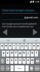 Huawei Ascend Y530 - Applicaties - Account aanmaken - Stap 8