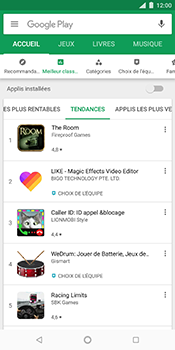 Nokia 7 Plus - Applications - Télécharger une application - Étape 8