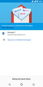 Nokia 5.1 - E-mail - Handmatig instellen (outlook) - Stap 12