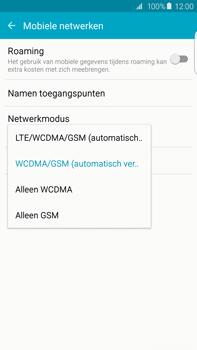 Samsung G928F Galaxy S6 edge plus - 4G instellen  - Toestel instellen voor 4G - Stap 6