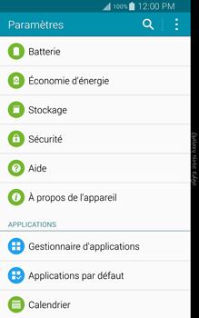 Samsung N915FY Galaxy Note Edge - Réseau - Installation de mises à jour - Étape 5