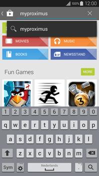 Samsung N910F Galaxy Note 4 - Applications - MyProximus - Step 6