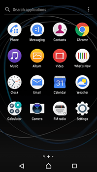 Sony Xperia L1 - Email - Manual configuration - Step 3