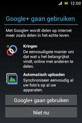 Sony ST23i Xperia Miro - Applicaties - Applicaties downloaden - Stap 10