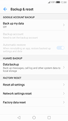 Huawei P8 Lite 2017 - Device maintenance - Create a backup of your data - Step 5