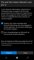 Microsoft Lumia 650 - Applicaties - Account aanmaken - Stap 18