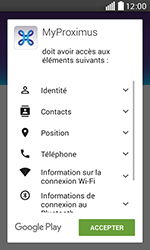 LG H220 Joy - Applications - MyProximus - Étape 10
