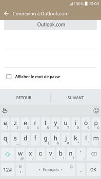 HTC Desire 825 - E-mails - Ajouter ou modifier votre compte Outlook - Étape 7