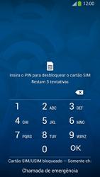 Samsung I9500 Galaxy S IV - Funções básicas - Como reiniciar o aparelho - Etapa 6
