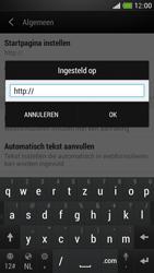 HTC One Mini - Internet - handmatig instellen - Stap 25