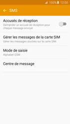 Samsung G903 Galaxy S5 Neo - SMS - configuration manuelle - Étape 8