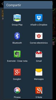 Samsung Galaxy Note 3 - Bluetooth - Transferir archivos a través de Bluetooth - Paso 9