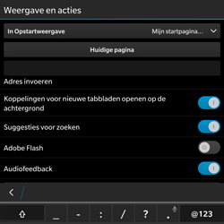 BlackBerry Passport - Internet - Handmatig instellen - Stap 18