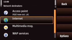 Nokia N97 Mini - Internet - Manual configuration - Step 6