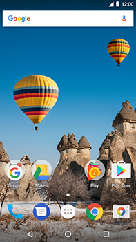 Android One GM5Plus DS - E-mail - handmatig instellen (yahoo) - Stap 1