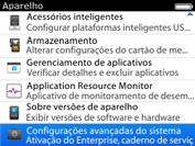 BlackBerry 9620 - Internet (APN) - Como configurar a internet do seu aparelho (APN Nextel) - Etapa 5