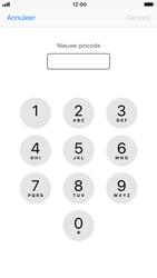 Apple iPhone 8 (Model A1905) - Beveiliging en ouderlijk toezicht - Hoe wijzig ik mijn SIM PIN-code - Stap 8