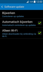 Samsung G357 Galaxy Ace 4 - Software update - update installeren zonder PC - Stap 6