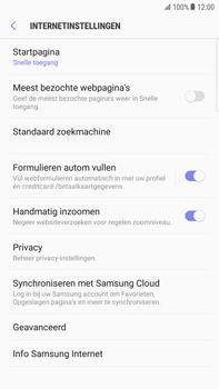 Samsung Galaxy S6 Edge+ - Android Nougat - Internet - handmatig instellen - Stap 27