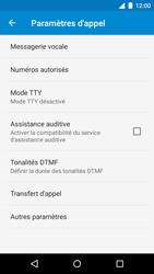Motorola Moto G 3rd Gen. (2015) - Messagerie vocale - configuration manuelle - Étape 8
